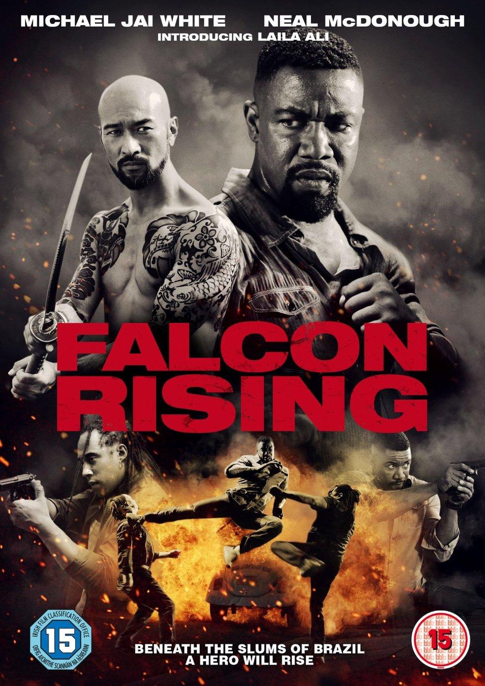 falcon dvd