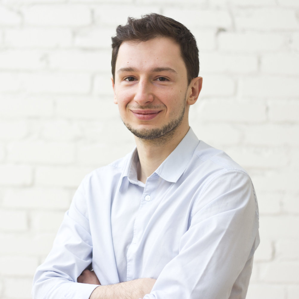 Maciek Laskus, Founder of Borg