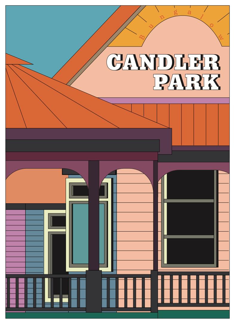 Candler Park bungalow