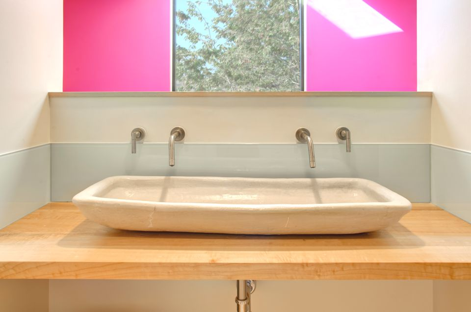 Remodel with Stylish Basin Sink