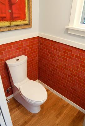 Water Closet Bathroom Remodel