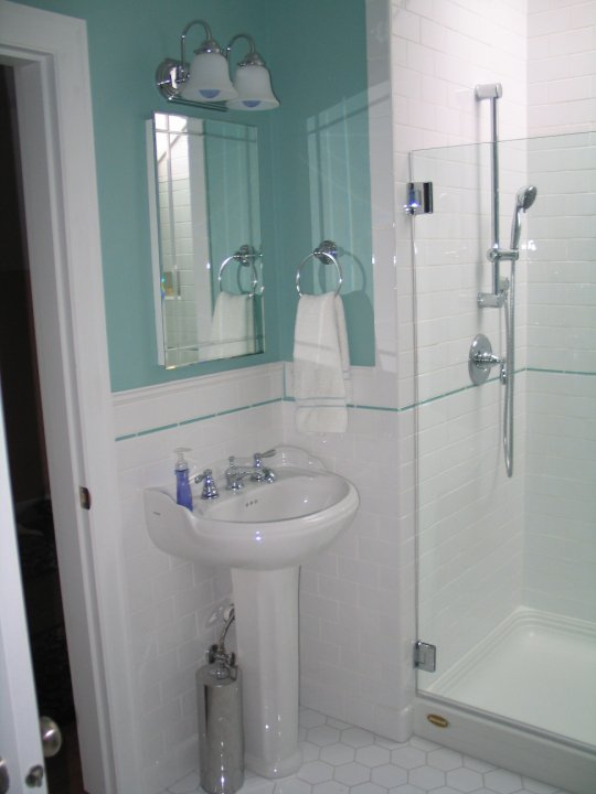 Simple Bath Remodel