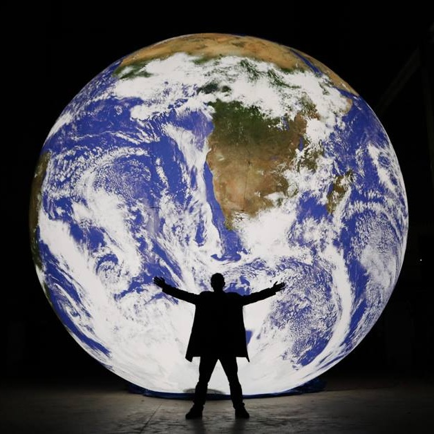 exhibition: your planet needs you