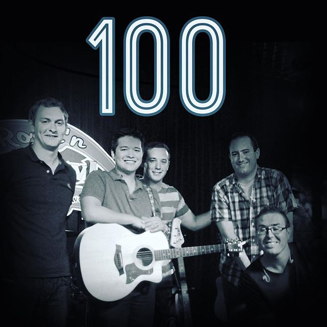 Felt like post #100 should be commemorated. Thanks to everyone who found us or listened to the album this year! . #earlysixes #folk #folkpop #music #newmusic #singersongwriter #insta #instamusic #instaband #chicagogram #chicagomusic #livemusic #concert #band #music #musically #musicgram #chicagobands #livemusic