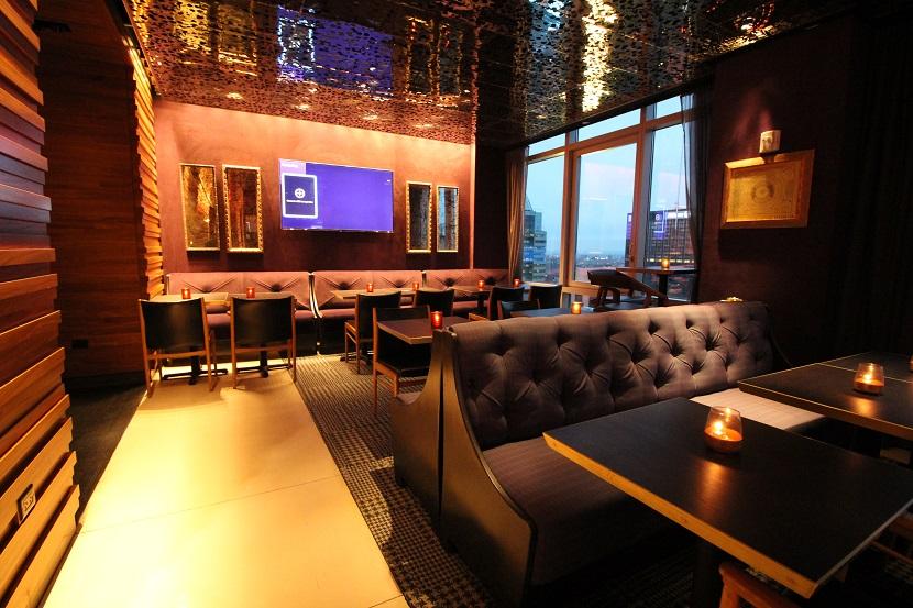 Hyatt - Bar 54