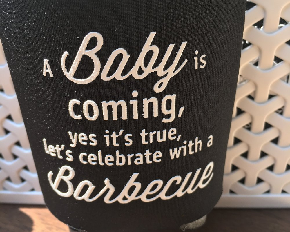 BaBy-q - A BaBy-Q puts a fun spin on the tradition baby shower. Sauced & Rubbed is committed to making your barbecue themed baby shower a memorable event for the whole family to enjoy.
