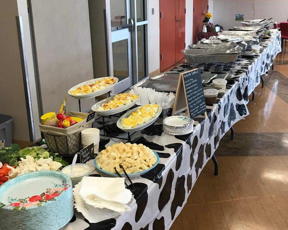 Special Events - Celebrate a graduation, birthday, engagement, family reunion and more with Sauced & Rubbed catering. Customized menu options are available for all events and occasions.