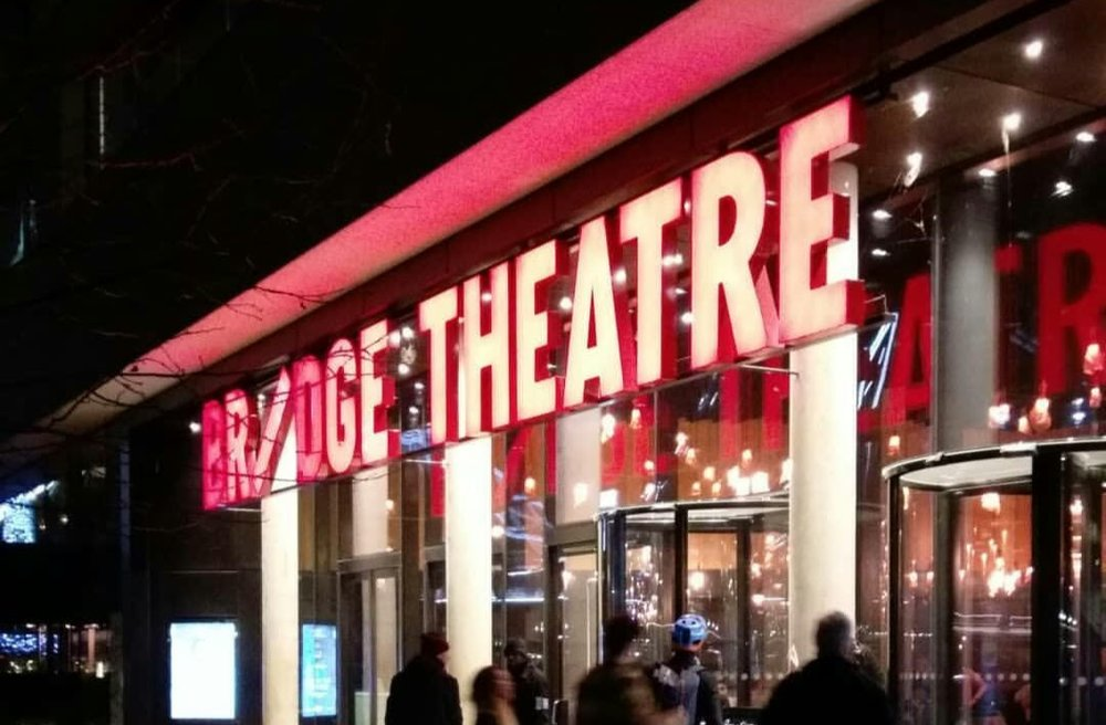 Bridge Theatre - visited 03/01/2019
