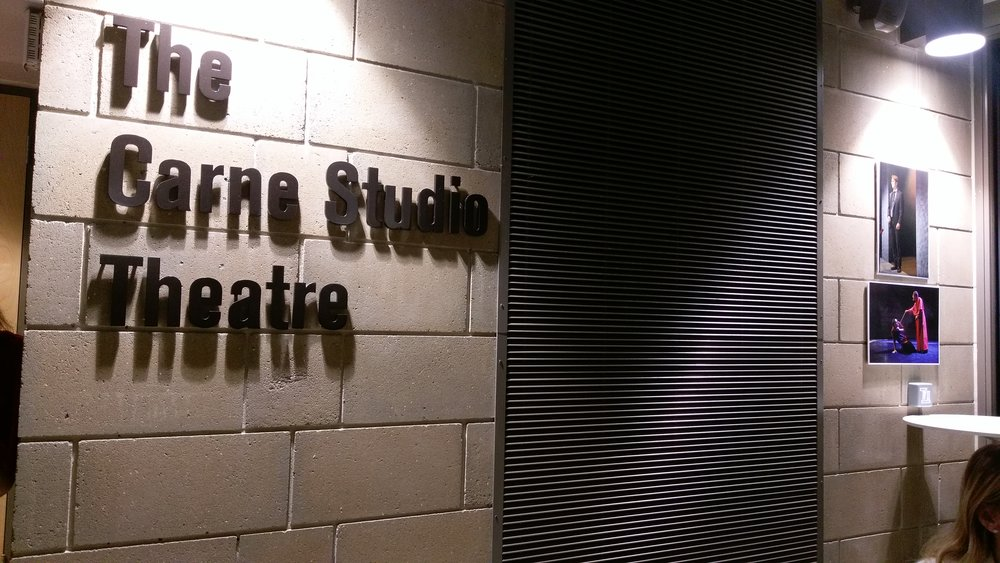 LAMDA (Carne Studio Theatre) - visited 08/02/2019