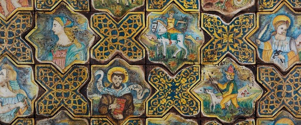 Cotto Etrusco - Medioevo