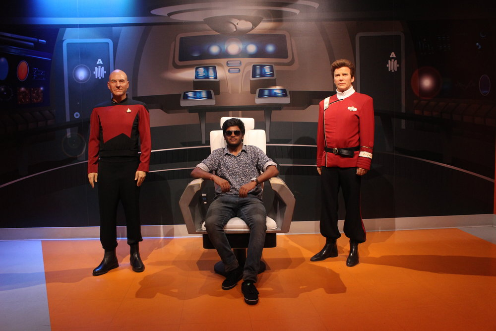 Meet the new Star Trek crew!