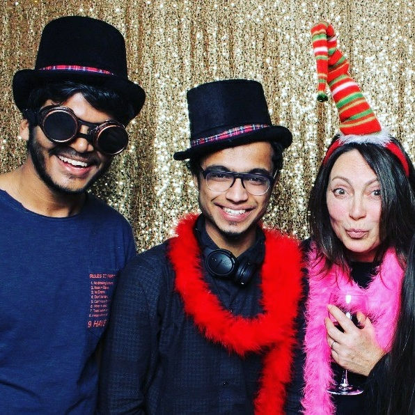 Holiday Party at the MIT Media Lab