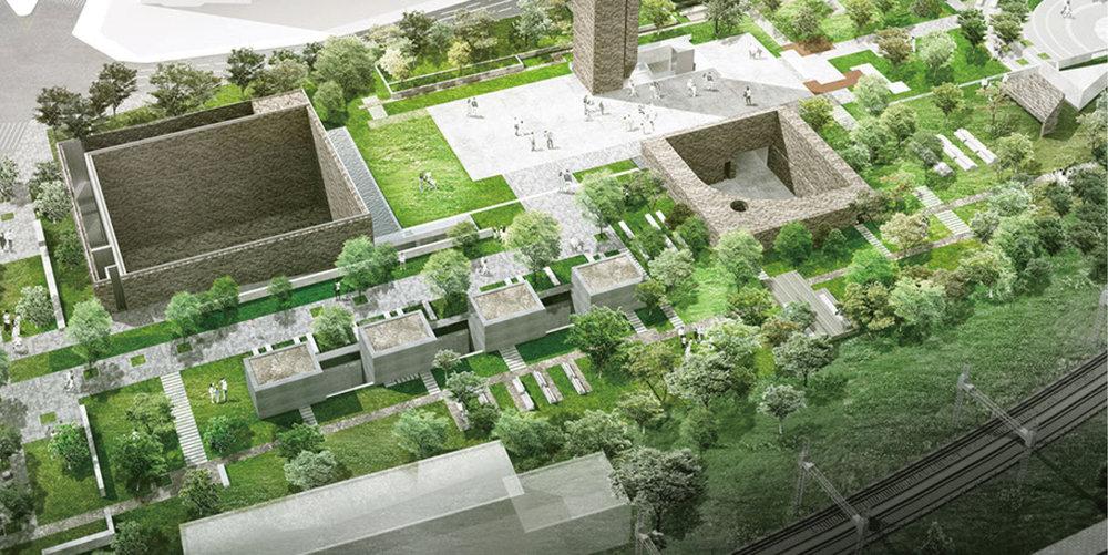 Seosomun Citizen park