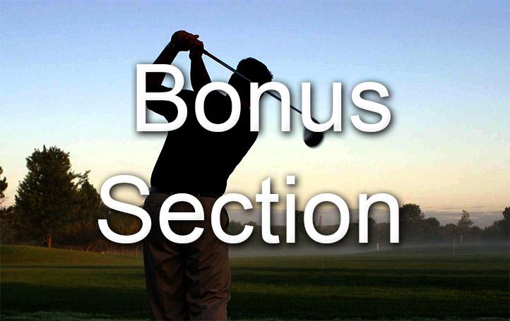 Bonus Section