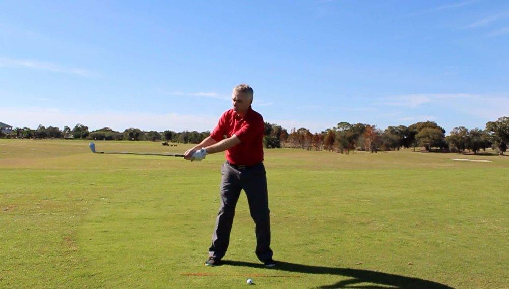 Early Releasing Golf Club