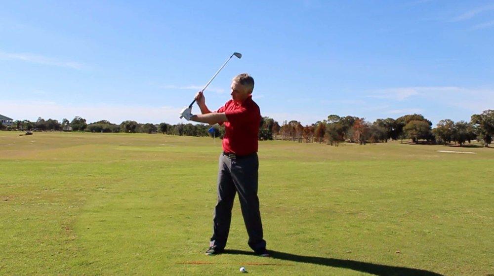 Lagging Golf Club