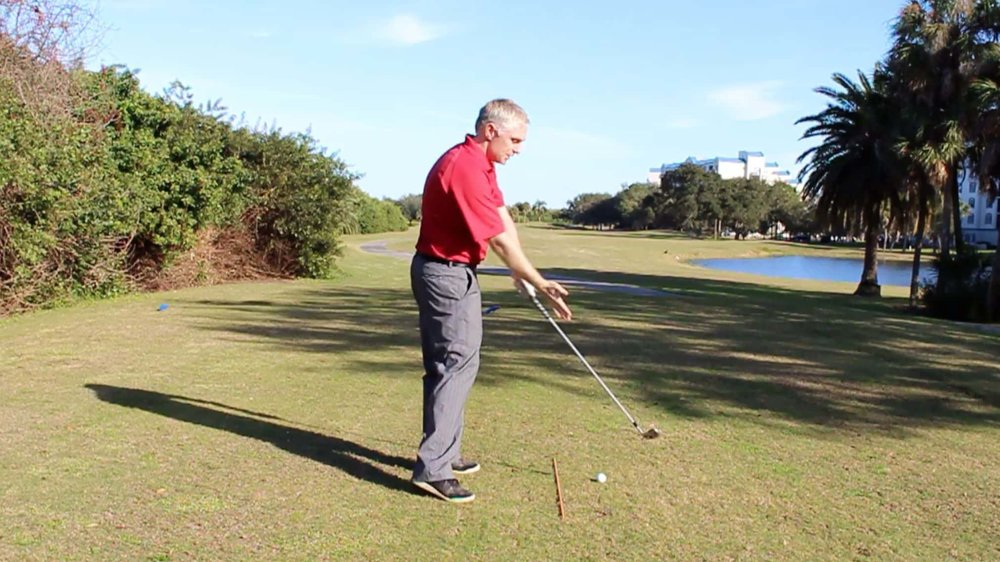 How to Prevent the Shank Golf Shot