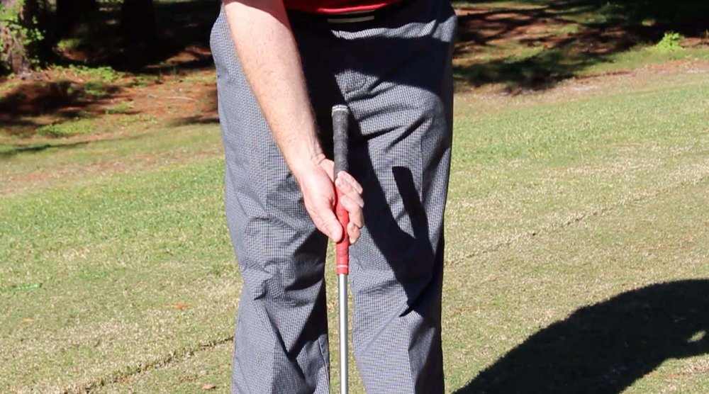 Right Hand Strong Golf Grip