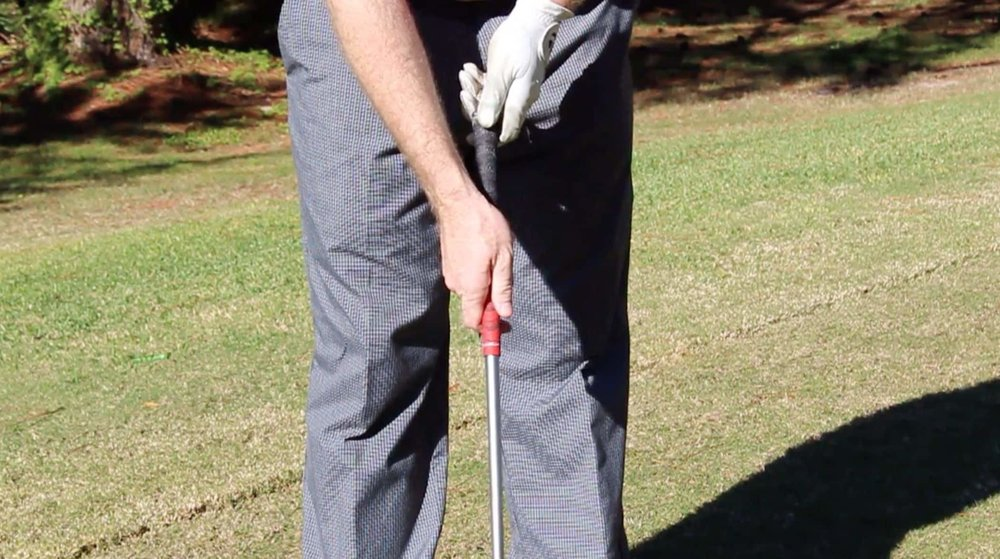 Right Hand Weak Golf Grip