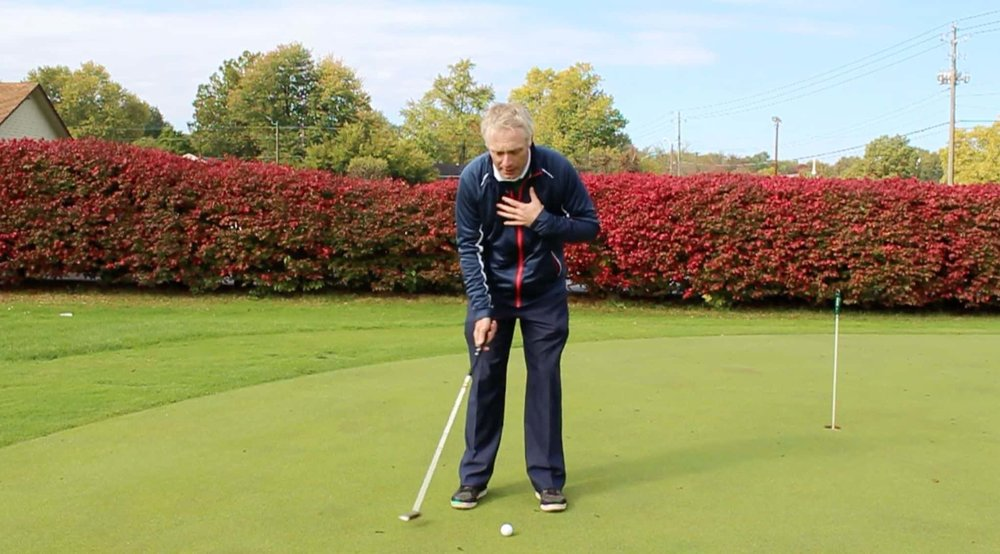 the drill to help you learn how to break 100 in golf