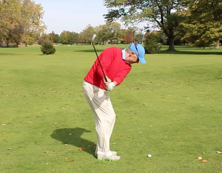 How to Hit a Pitch Shot from 20 Yards - Have you ever found yourself 20 yards short of the green? Perhaps you've hit two fantastic shots just short of a par 5, or you have miss-hit your second shot from the fairway to a par 4.