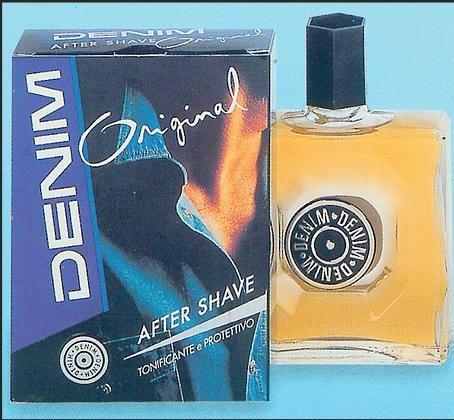 denim original aftershave