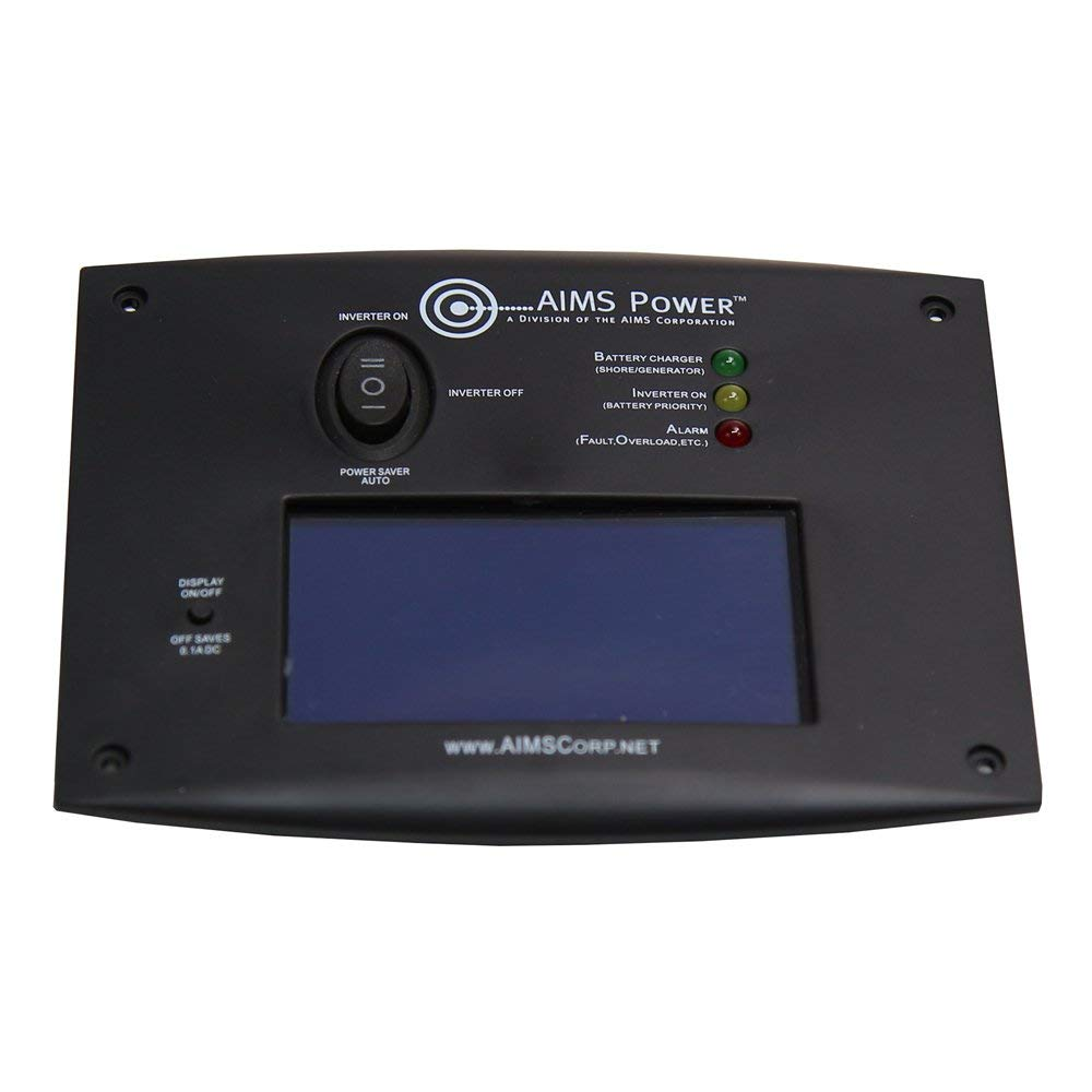 Aims Power Remote Monitoring Screen -