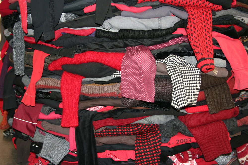 Rødt og svart