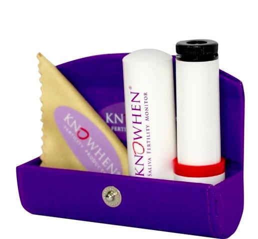 Knowhen Saliva Ovulation Kit