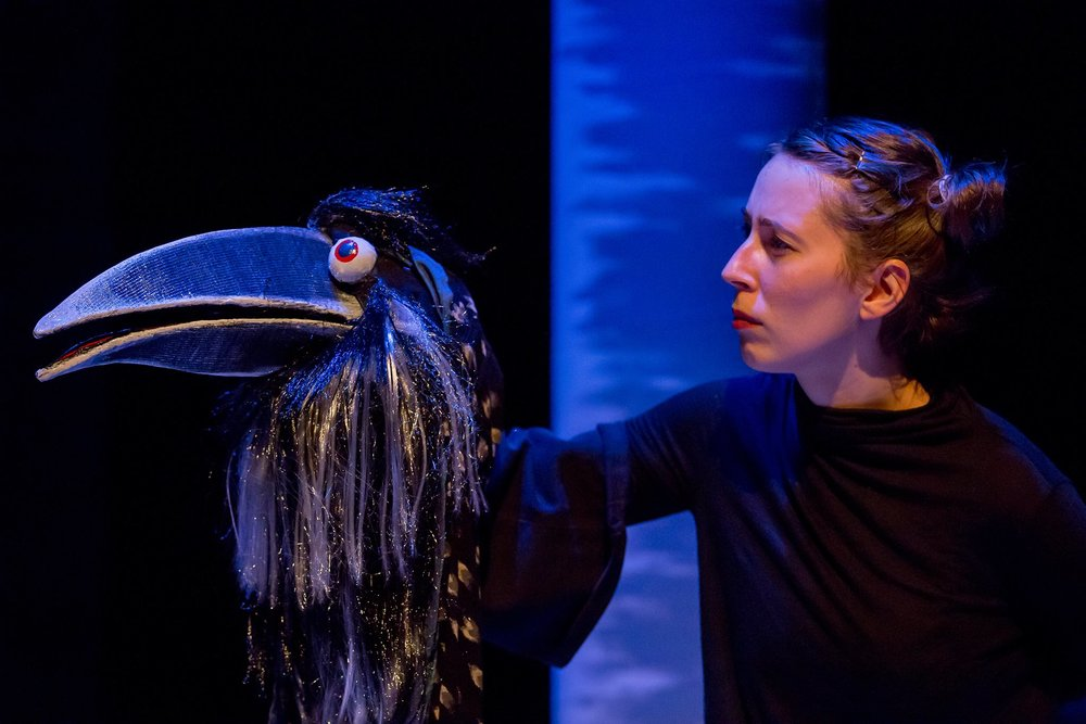 DIDo & Aeneas: the puppet version - Opera by Henry PurcellPuppet Opera conceived by Kris Fleerackers