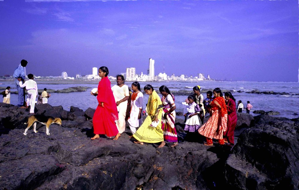 Indian Women On Bay.jpg