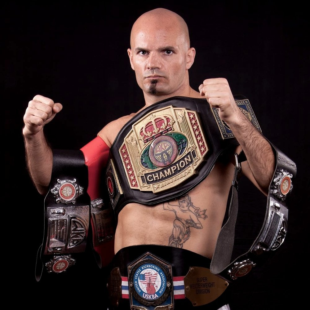 "Chris ""Polish Punisher"" Kwiatkowski - • Pro Muay Thai Fighter• Amateur Muay Thai Champion WKA Worlds Gold Medalist• 2x WKA North American Champion@polish_punisher , YOUTUBE VIDEOS"