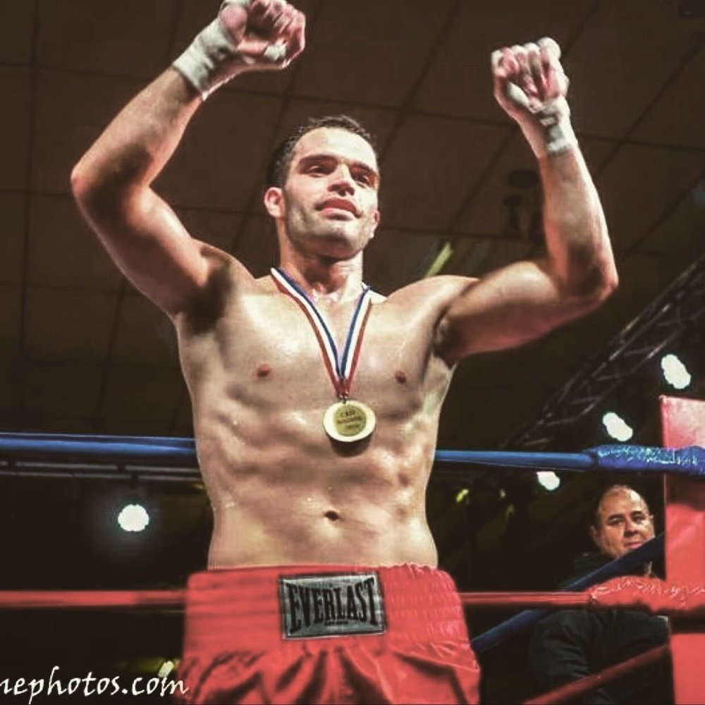 Enver Halili - • Professional Boxer• WBU Jr. Middleweight Champion@enverthegreathalili