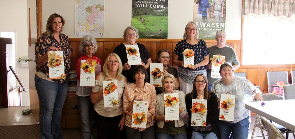 SUCC Womens Bible Study Group