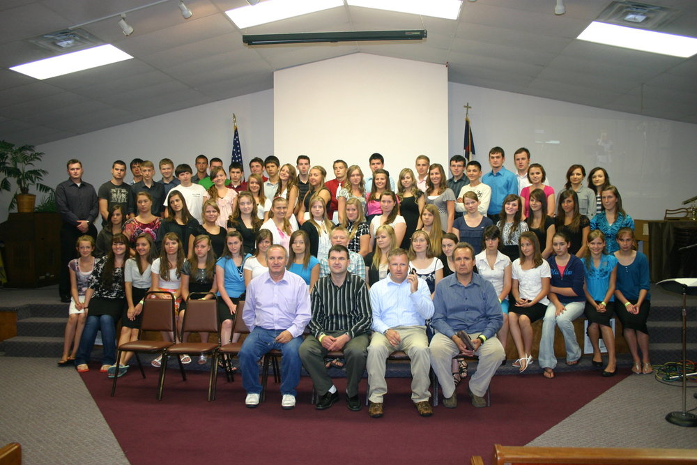 Youth Camp 2011