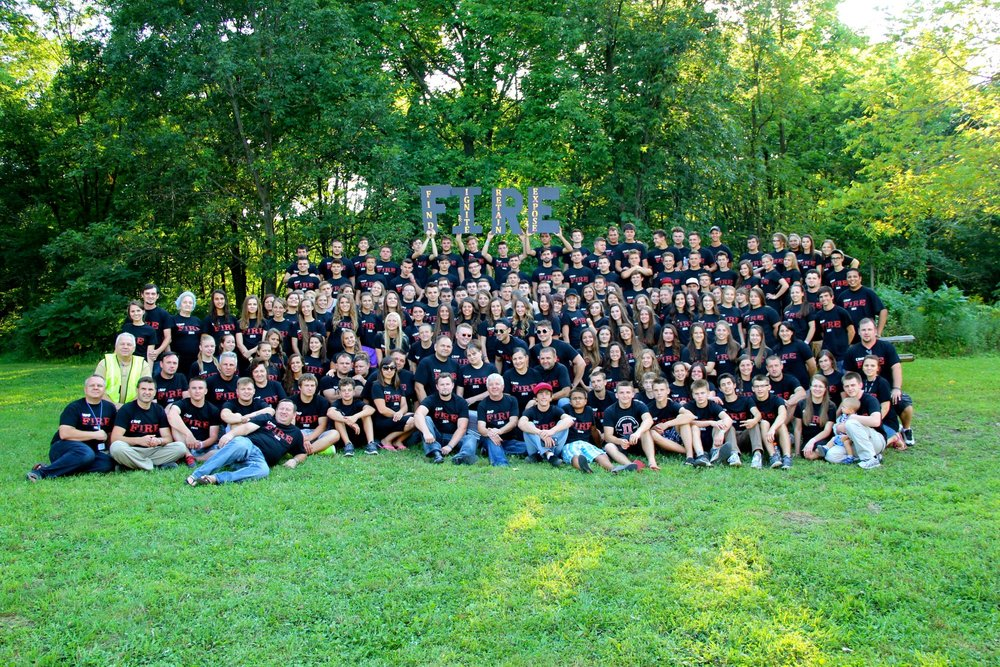 Youth Camp 2015