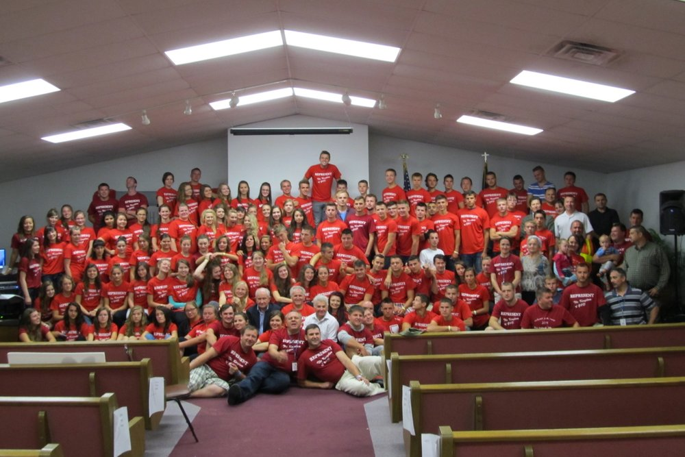Youth Camp 2014