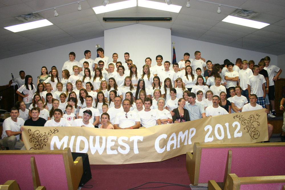 Youth Camp 2012
