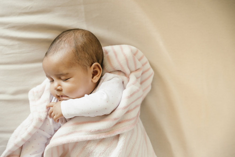 Gentle Sleep Training - Calling all tired parents! Join a certified gentle sleep coach to learn more about non-cry-it-out sleep training techniques.