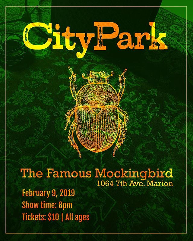 Playing The Famous Mockingbird in Marion, 2/9! Playing some new tunes and tearin' it up. Come out and join us! #cedarrapidsiowa #cedarrapids #marioniowa #cedarrapidsmusic #localmusic #iowacitymusic #iowamusic