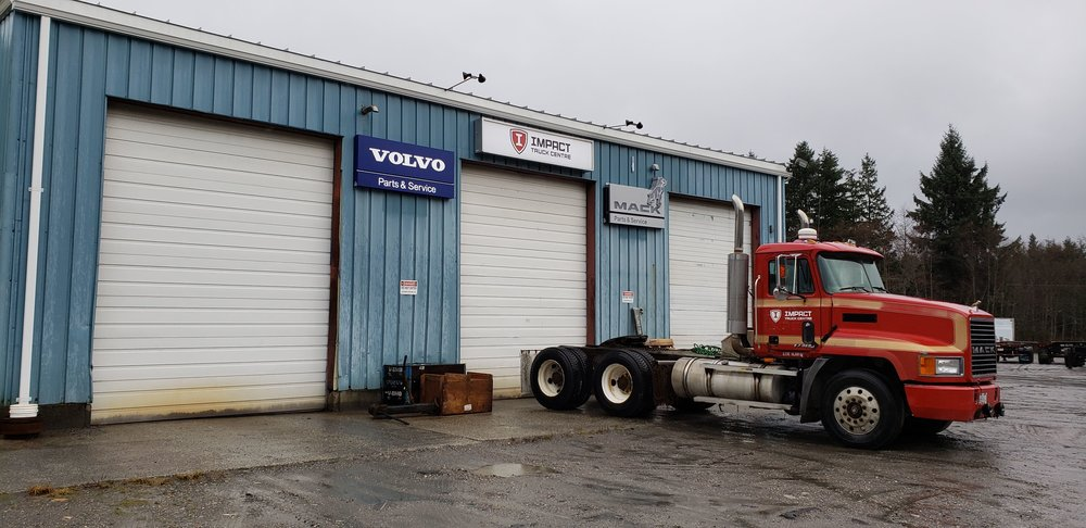 Impact Truck Centre - is a full service truck and trailer repair and parts facility. We service and repair all makes and models of trucks and trailers.1600 Prince Rupert Blvd, Prince Rupert, BC250-624-5171