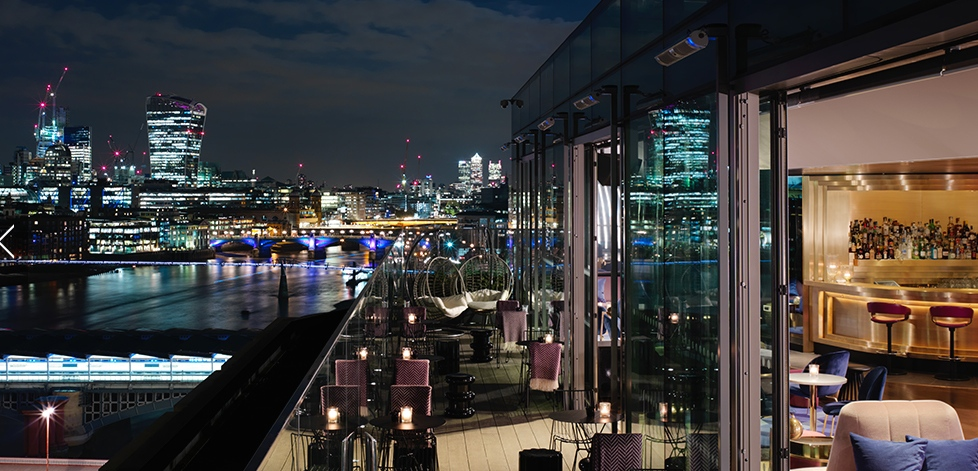Tip Rooftop Roundup London Average Socialite