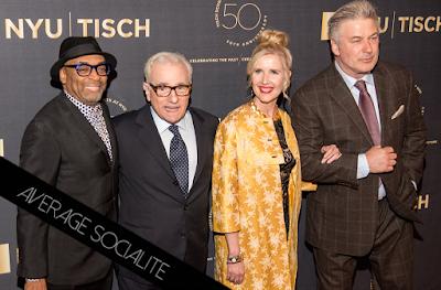 Nyu Tisch School Of The Arts 50th Anniversary Gala Nyc Average Socialite