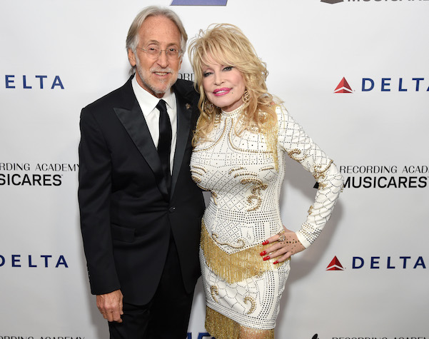 Dolly Parton | Photo: Kevin Mazur/Getty Images for NARAS