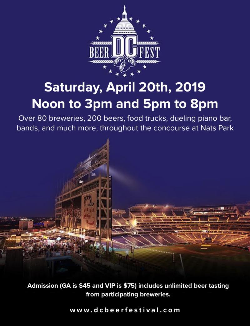 @DC Brew Fest