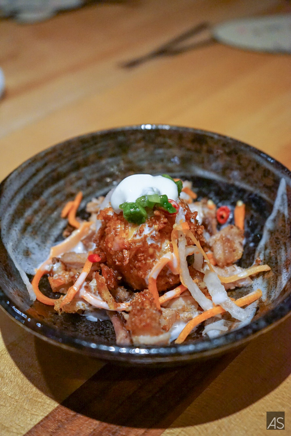 Sate and Coconut rice | lychee | heo quay | coconut milk | creme fraiche