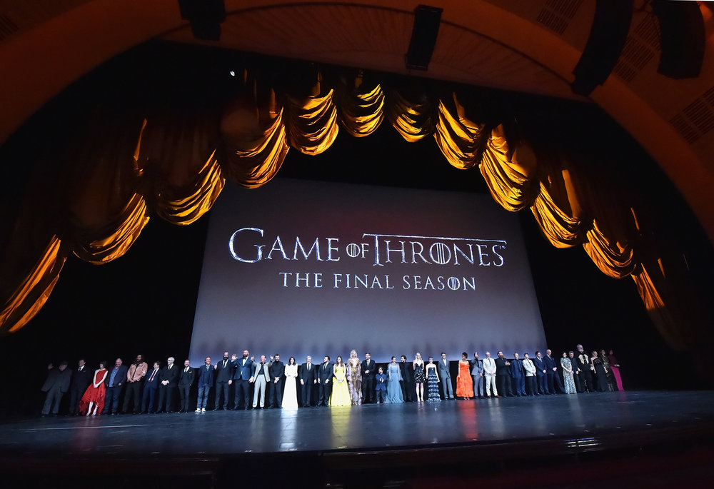 Getty Images for HBO