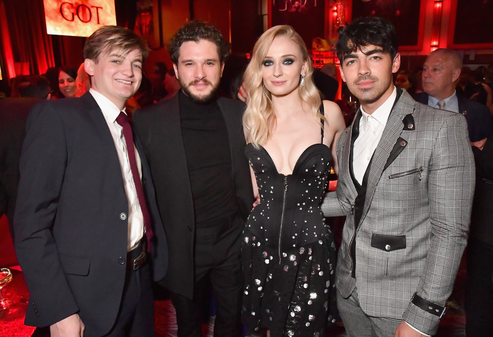 The Game of Thrones Season 8 Premiere in NYC on April 3, 2019