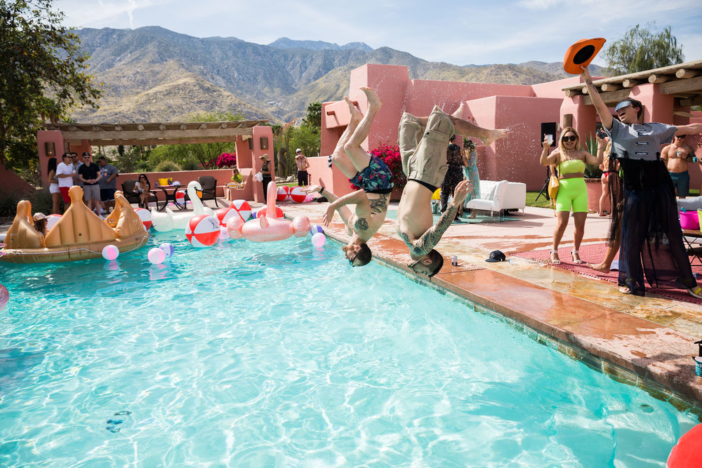 HouseChella Daytime Pool Party
