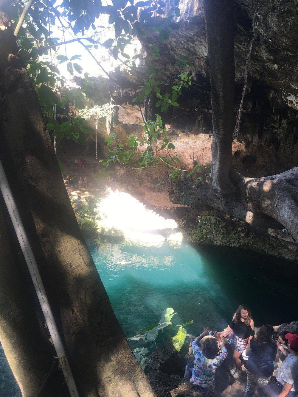Zaci Cenote in Valladolid